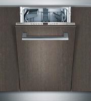 SR65M034EU Siemens Dishwasher Iebūvējamā Trauku mazgājamā mašīna