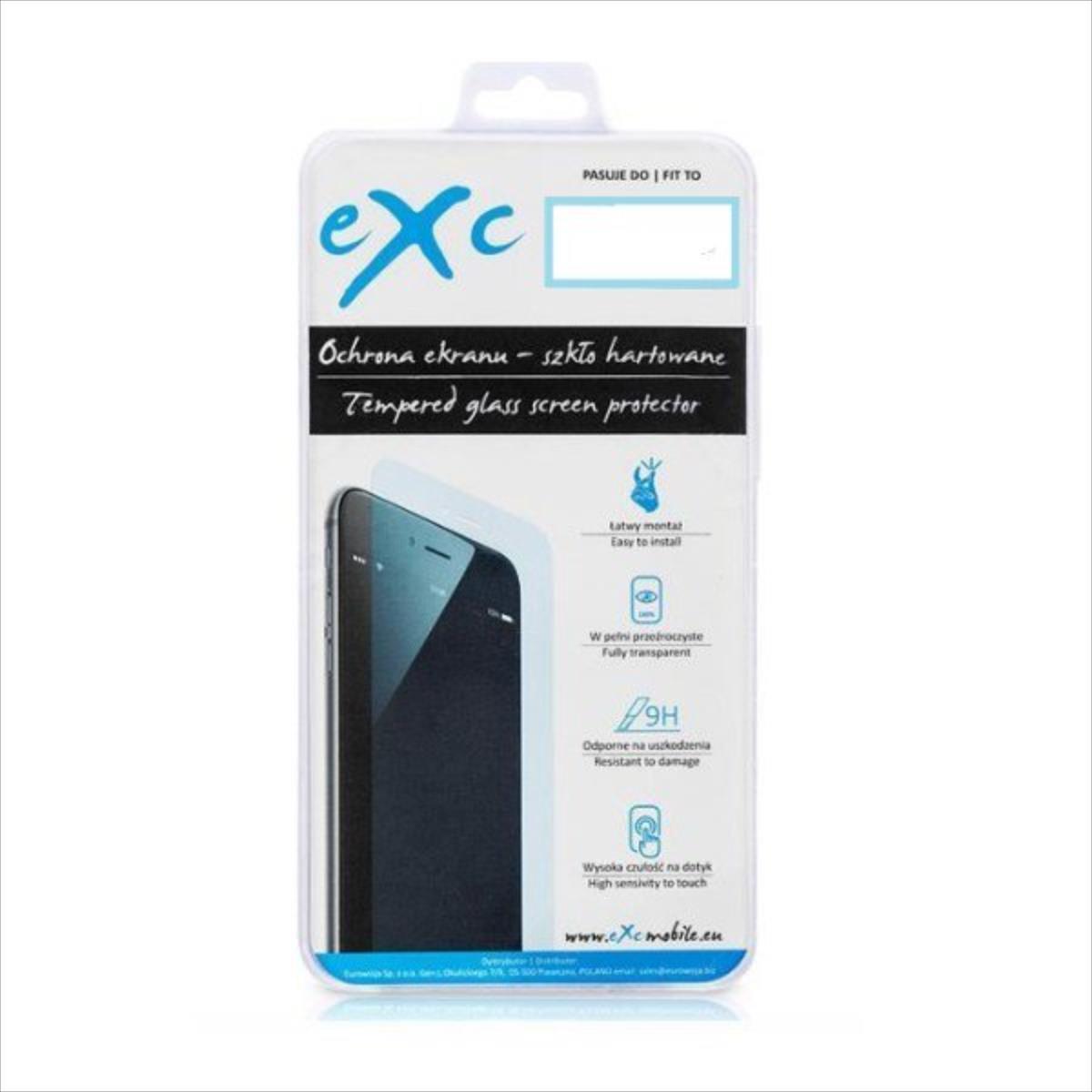 eXc mobile  0,33MM NA EKRAN, SAFE, SAMSUNG NOTE 2 - GALAXY NOTE 2, N7100, N7105 aizsargplēve ekrānam
