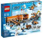 LEGO City Arctic Base Camp 60036 LEGO konstruktors