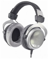 Beyerdynamic DT 880 Headband/On-Ear, Black, Silver austiņas