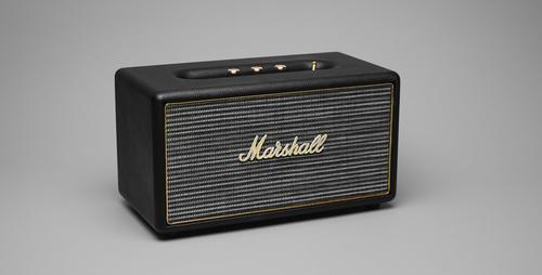 Marshall Stanmore black pārnēsājamais skaļrunis