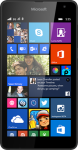 Microsoft Lumia 535 Windows Phone black Mobilais Telefons