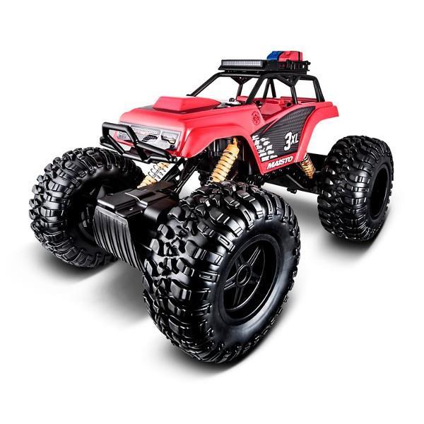 Maisto Rock Crawler 3 XL Radiovadāmā rotaļlieta