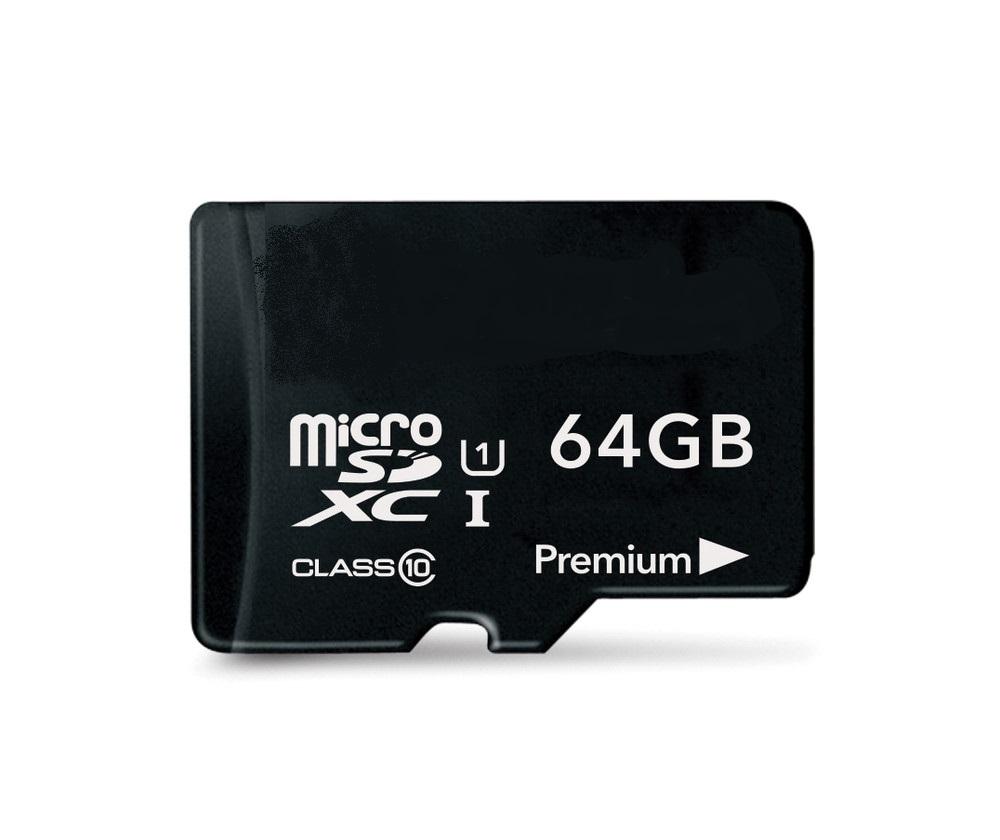 Verbatim Micro-SD 64GB Class 10 OEM Bare Bulk atmiņas karte