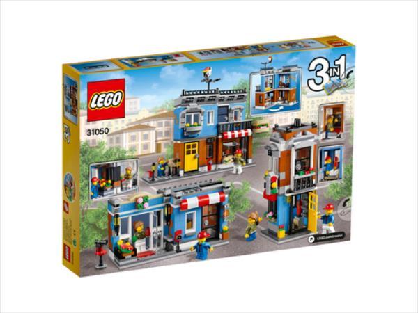 LEGO Corner Deli  31050 LEGO konstruktors