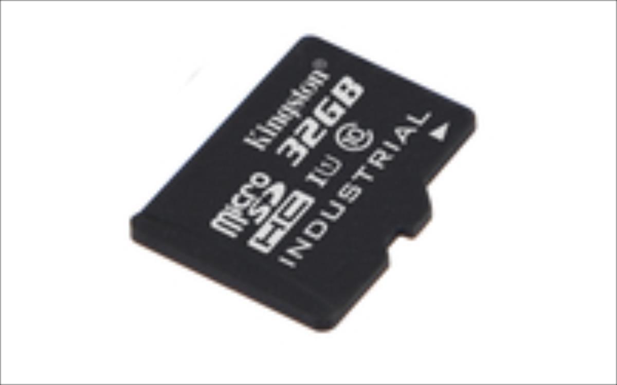 Kingston 32GB microSDHC UHS-I Industrial Temp Card Single Pack w/o Adapter atmiņas karte