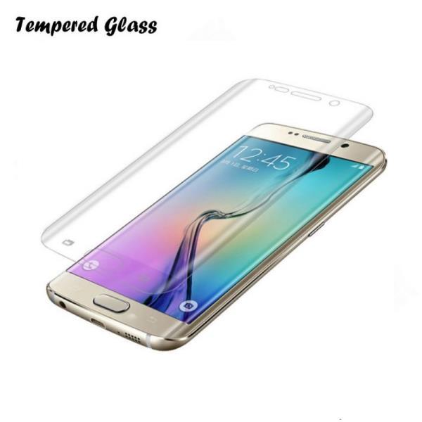 Tempered Glass Extreeme Shock Aizsargplēve-stikls Samsung G925 Galaxy S6 Edge Caurspīdīgs (EU Blister) aizsargplēve ekrānam mobilajiem telefoniem