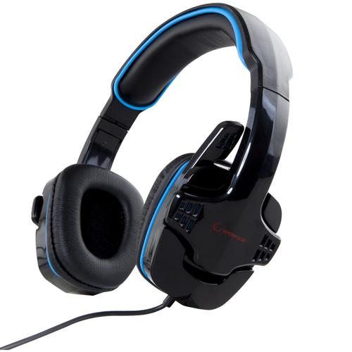 Snopy Rampage SN-R9 Gaming black/blue austiņas