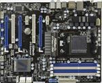 ASROCK AM3+ 970 DDR3 SATA6 USB3 GBE ATX pamatplate, mātesplate