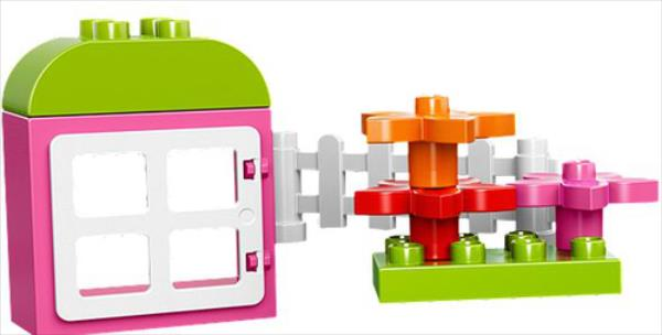 LEGO All-in-One-Pink…V29 10571 LEGO konstruktors