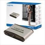 Logilink CR0001B Card Reader karšu lasītājs