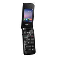 Alcatel 2051D Metal silver Mobilais Telefons