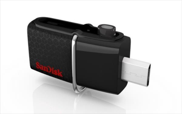 Sandisk Ultra DUAL 16GB USB 3.0, Read: up to 130MB/s (for Android) USB Flash atmiņa