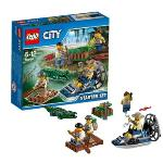 LEGO Swamp Police Starter Set 60066 LEGO konstruktors