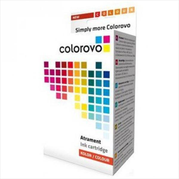 Ink cartridge COLOROVO 933R-Y-XL | yellow | 14 ml | HP 933XL (CN056AE) kārtridžs