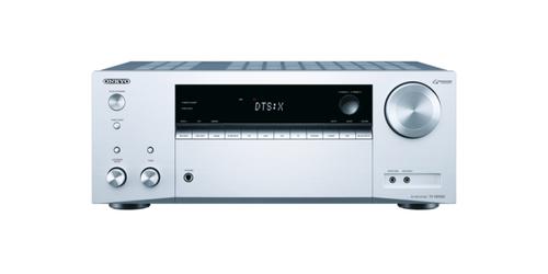 ONKYO TX-NR555 silver resīveris