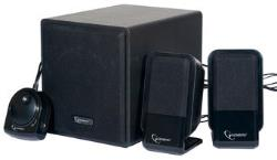 Gembird Desktop Multimedia Stereo Speakers 2.1 System, Output Power 340W datoru skaļruņi
