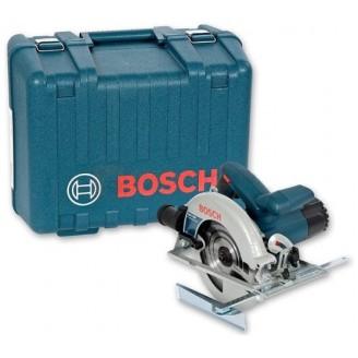 Bosch Circular Saw GKS 190 1400 W, 190 mm, Case Elektriskais zāģis