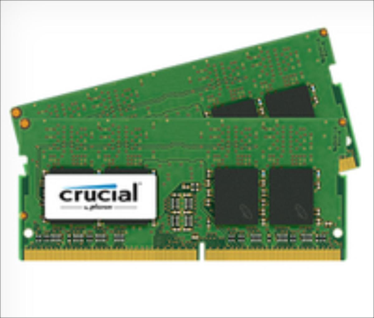 Crucial SODIMM 16GB Kit DDR4 2133 operatīvā atmiņa