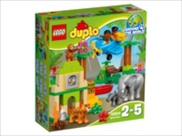 LEGO Jungle  10804 LEGO konstruktors