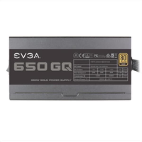 EVGA 650W Supernova 650GQ Modular (80+Gold) Barošanas bloks, PSU