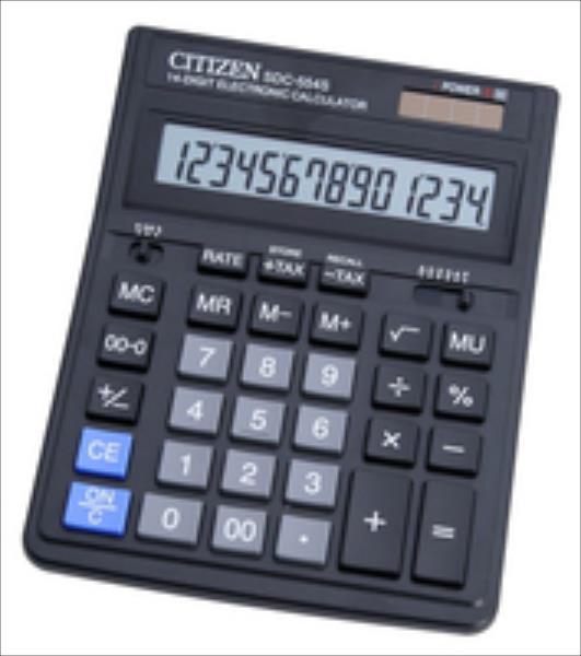 CITIZEN SDC-554S kalkulators