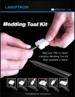 Lamptron Modding Tool MT-1 - black Barošanas bloks, PSU