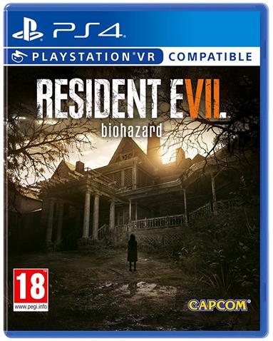 SONY PS4 Resident Evil 7