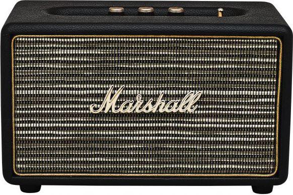 Marshall Acton 2016 Black 00157891 bluetooth pārnēsājamais skaļrunis
