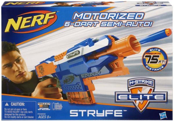 Nerf Stryfe Elite A0200 Rotaļu ieroči