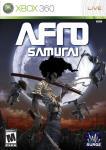 Microsoft XB360 Afro Samurai spēle