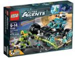 LEGO Ultra Agents Stealt Patrol 70169 LEGO konstruktors