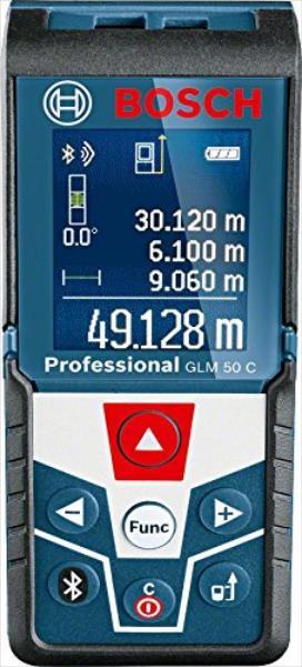 Bosch GLM 50 C Professional Laser Measure Elektroinstruments
