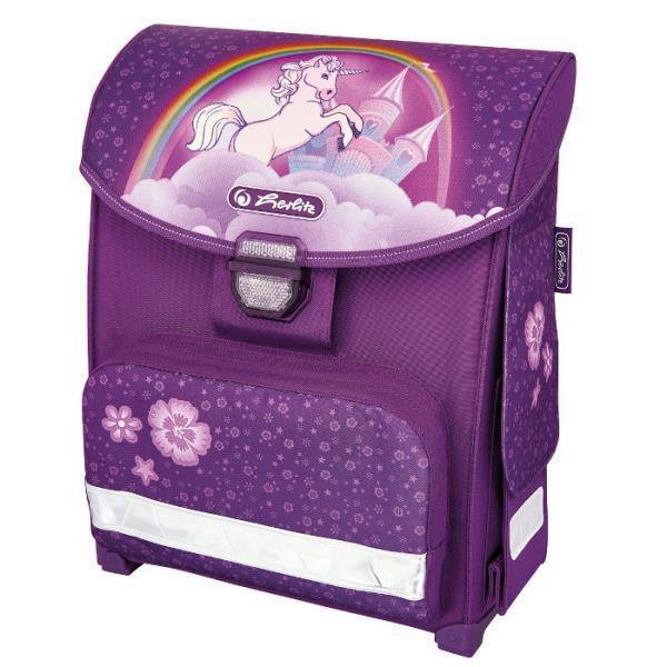 Herlitz Tornister smart Unicorn (0011438330) Skolas somas un penāļi