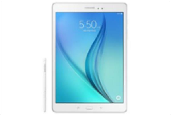 Samsung P550 Galaxy Tab A 9.7 16GB White Planšetdators