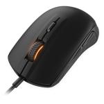 SteelSeries Rival 100 Optical Gaming Mouse, Black Datora pele