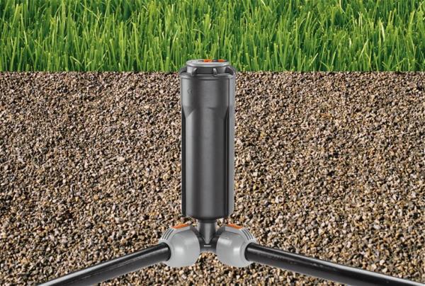 Gardena 8205-29 Sprinklersystem Turbinen Versenkregner T380 Dārza laistīšanas iekārtas