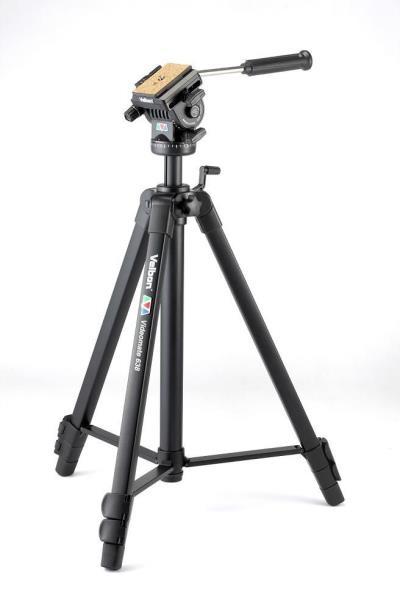 Velbon VIDEOMATE 638/F statīvs