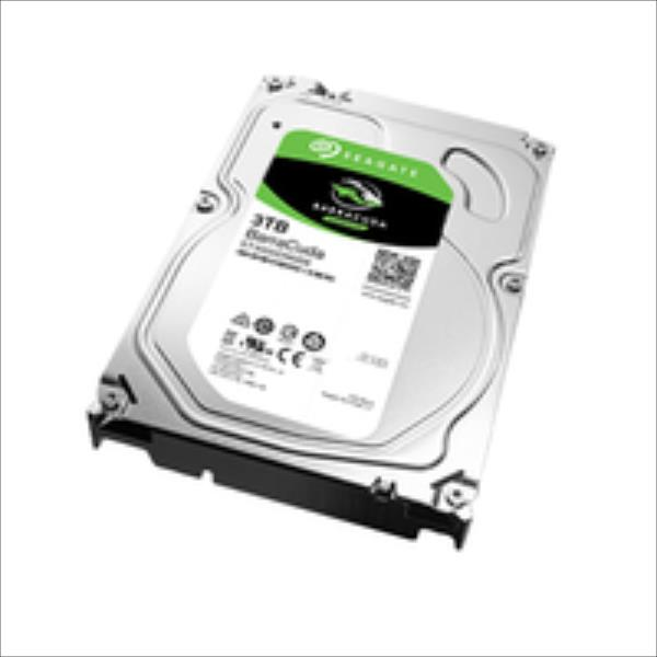 Internal HDD Seagate BarraCuda 3.5'' 3TB SATA3 7200RPM 64MB cietais disks