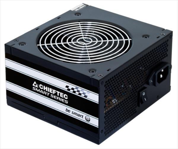 Chieftec ATX PSU SMART series GPS-400A8, 400W box Barošanas bloks, PSU