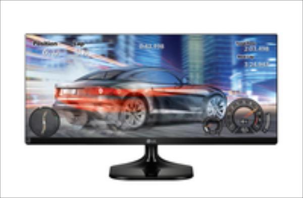 LG Monitor LCD 25UM58-P 25'' IPS, 2560x1080, HDMI monitors