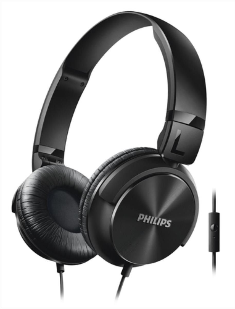 Philips SHL3065BK/00 Black austiņas