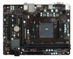 MSI A68HM-E33 V2, A68H, DualDDR3-1866, SATA3, RAID, HDMI, VGA, USB 3.0, mATX pamatplate, mātesplate