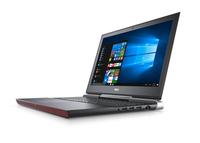 Notebook Dell Inspirion 7566 i7-6700HQ 8GB 15 6  UHD 1000+256GB HD 530 GTX 960M Win10 Black Portatīvais dators
