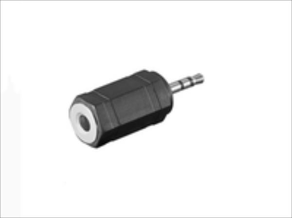 MicroConnect  Adapter 2.5mm - 3.5mm M-F Stereo