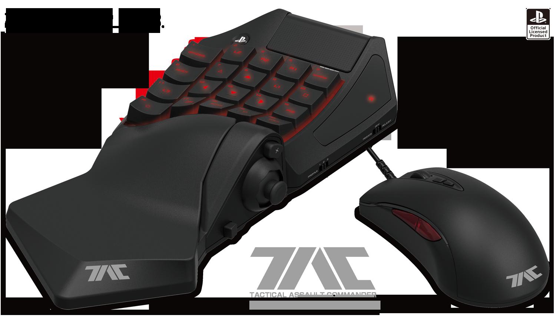 Hori TAC Pro (Tactical Assault Commander) for PS3/PS4/Windows PC spēļu konsoles gampad