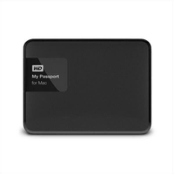WD My Passport for MAC 4TB USB3.0 Ārējais cietais disks