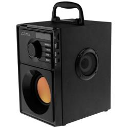 Portable speaker system MediaTech Boombox BT MT3145, BT2.1, 15W RMS, MP3, FM datoru skaļruņi
