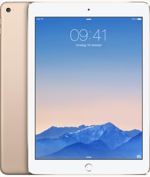 APPLE iPad Air 2 Wi-Fi 128GB Gold Planšetdators