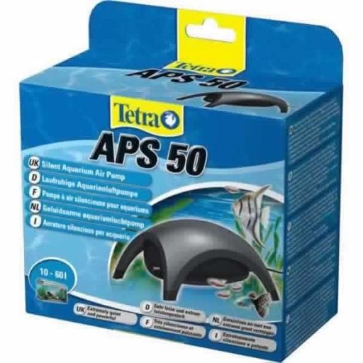 Tetra Tetra APS Aquarium Air Pumps APS 50 - 10-60l akvārija filtrs